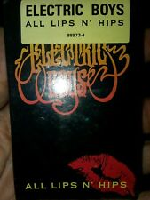 All Lips n Hips by Electric Boys (Cassette) Single