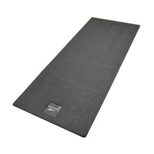 Reebok Treadmill Mat Large Thick Floor Protector Exercise Bike Gym 200 x 100cm