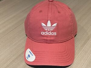 Adidas Women's Originals Relaxes Strap Back Adjustable Hat