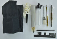 East German 7.62x39 Rifle Cleaning Kit w/ Roll Pouch Unissued SKS 7.62x51