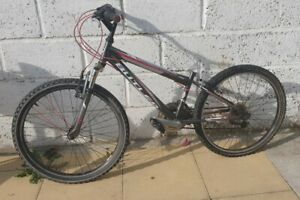 Mountain bike with 24 Inch wheels