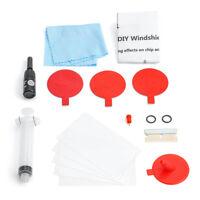 Set of Windscreen Windshield Repair Tool DIY Car Kit Wind Glass For Chip & Crack