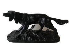 More details for cast iron russian kacnh kasli metal dog