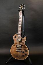 "Gibson Chad Kroeger ""Blackwater"" Les Paul - 2011 Trans Black"