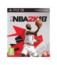 "Juego Sony PS3 ""NBA 2k18"""