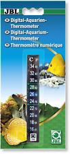 JBL Digital Stick On Thermometer Aquarium Fish Tank Temperature Reader Tropical