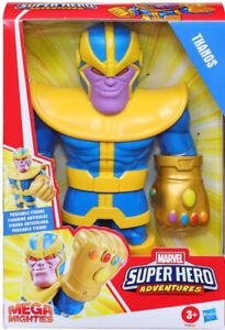 Marvel Superhero Adventures Mega Mighties 25cm Figure - Thanos