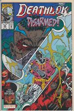 DEATHLOK JUNE #24 MARVEL COMIC BOOK 1993
