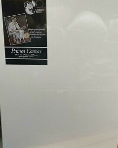 Artist Blank Plain Canvas White   Art Board Plain Painting Stretched all Size