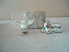 "Vintage Avon Silver Fawn Charisma Cologne "" BEAUTIFUL SMELLING COLLECTIBLE ITEM"