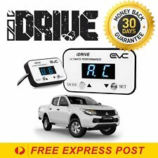 iDrive MITSUBISHI TRITON MQ 2015-Onwards WindBooster Throttle Control EVC313