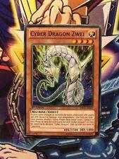 LEDD-ENB02 Yu-Gi-Oh VF//COMMUNE Cyber Dragon Zwei LEDD-FRB02