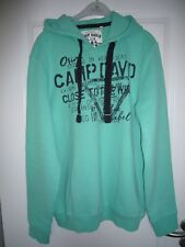 * Camp David * Sweatshirt Pullover Kapuze Hoodie in grün * Gr.XL* NEU ***