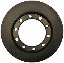 (1) ACDELCO 18A1429A NON-COATED FRONT OR REAR DISC BRAKE ROTOR FOR 2018 FORD F53