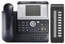 ALCATEL 4068 iP Touch Set France Telephone With 10 Key Module (avec alim)