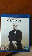 Capote blu ray starring Philips Seymour Hoffman