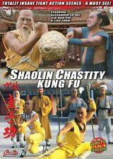 Shaolin Chastity Kung Fu- Hong Kong Rare Kung Fu Martial Arts Action movie