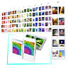 HOT Instax Photo Paper Film Wall Album for Fujifilm Fuji Mini 8 90 7s 25