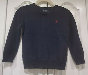 Boys Polo Ralph Lauren Sweatshirt - Age 6
