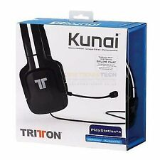 Tritton Kunai Stereo Headset for Xbox One Console Xb1 - PC & Mobile