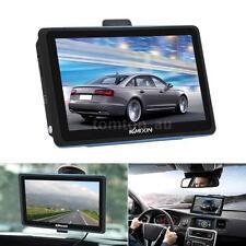 7'' Car Truck GPS Navigation System 8GB Navigator HD Touchscreen FM Mp5 V4H2