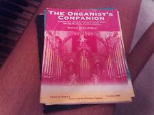 ed. Leupold: The Organist's Companion,Journal, Nov. 2005, organ (Leupold)
