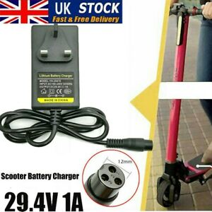 24V Electric E Bike Scooter Battery Charger for Razor E300 E90 E100 E125 UK Plug