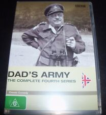 Dad's Army The Complete Fourth Series 4 (Australian Region 4) DVD – Like New