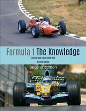 Formula 1 - The Knowledge 2nd Edition by David Hayhoe 9781787112377 | Brand New