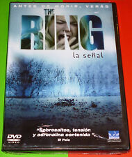 THE RING / LA SEÑAL - English Italiano Español DVD R2 & R4 - Precintada