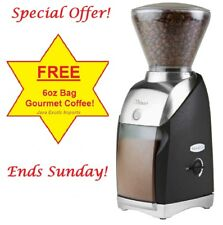 Baratza Virtuoso Coffee Burr Grinder + FREE COFFEE! USA #1 Authorized Dealer!