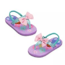 Disney Sofia the First Flipflops Girls Shoes Flip Flops Toddler Size 6/7 New