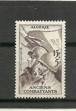 ALGERIE Française  1954  1 timbres neufs ** Pour les anciens combattants (3930x)