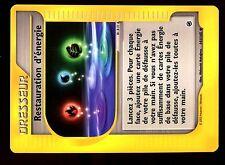 POKEMON EXPEDITION N° 141/165 RESTAURATION D' ENERGIE