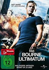 Das Bourne Ultimatum - Matt Damon - DVD - OVP - NEU