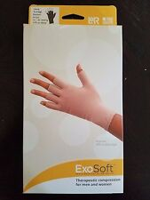 Solaris ExoSoft Therapeutic Compression/Lymphedema Glove For Men And Women