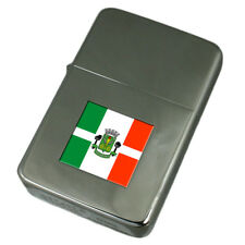 Engraved Lighter Osasco City Sao Paulo State Flag