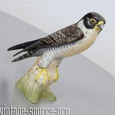 Goebel Porzellan Figur Wanderfalke Peregrine Falcon 14,5 cm 1985 W. Germany TOP