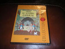 DVD COLLECTION TINTIN LE SCEPTRE D'OTTOKAR - NEUF SOUS BLISTER