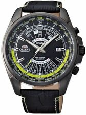 ORIENT Limited Edition Sporty Automatic World-Time Multi-Year Calendar EU0B005B