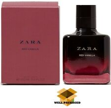 ZARA RED VANILLA NIGHT FOR WOMAN EAU DE TOILETTE EDT FRAGRANCE / PERFUME 100ml