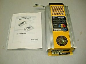 Xantrex Statpower True Charge 40 Amp Plus Multi Stage Marine Battery Charger