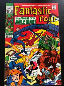 Fantastic Four #89 VG/FN (5.0)