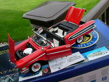 Franklin Mint 1/24th Scale L.E. 1958 Ford Edsel Citation-PAPERS & BOX-VERY VERY