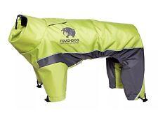 Touchdog FULL-BODIED DOG COAT Quantum-Ice 3M Reflective Adjustable Pet Life NWT