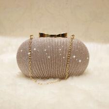 Hot Designer Wedding Bridal Women Evening Clutch Bag Handbags Wallet Purse Hard