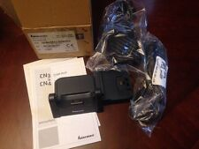 New Intermec CN3 CN4 Single Dock Desktop Cradle AD10 871-025-202 w power supply