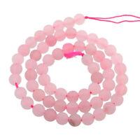 Rosa Quarz Perlen 4mm Natürliche Edelsteine Schmucksteine A Grade G822
