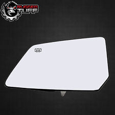 New Driver Side Mirror Heated Glass With Backing Fits Traverse Acadia Outlook