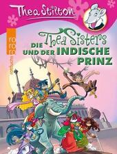 Die Thea Sisters und der indianische Prinz Kinderbuch  Hardcover  ++Ungelesen++